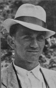 Hubert Distler Portrait