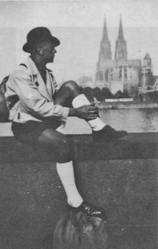 Hubert Distler in Köln 1936