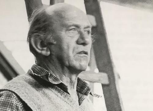 Portrait von Hubert Distler